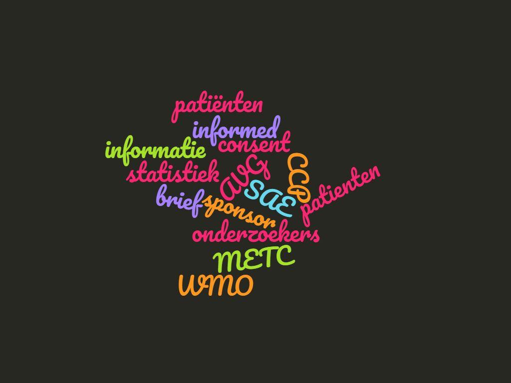 woordenwolk onderzoek